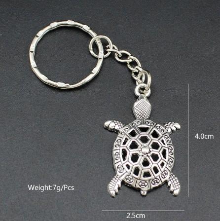 Přívěsek na klíče - Želva