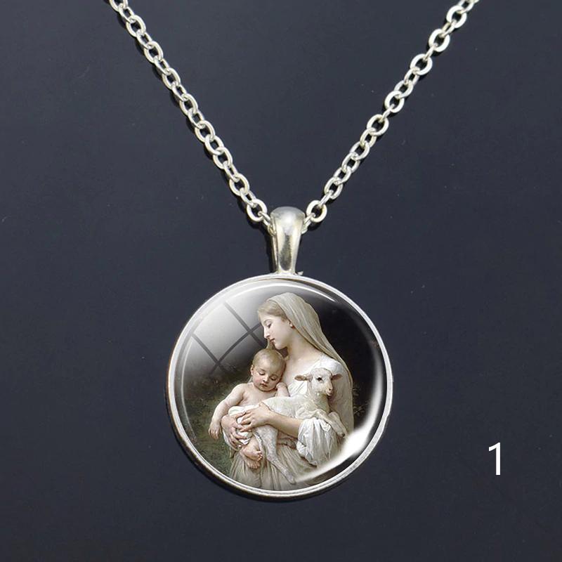 Amulet - Strom Života nerezová ocel - chirurgická ocel, šperky