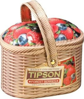 TIPSON Basket Forest Berries plech 100g